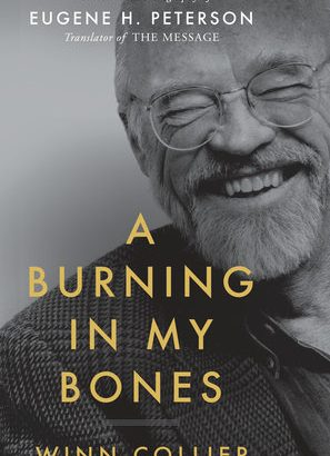 Book Review:  A Burning in my Bones